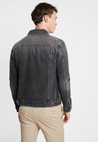 Pier One - Denim jacket - grey denim - 2