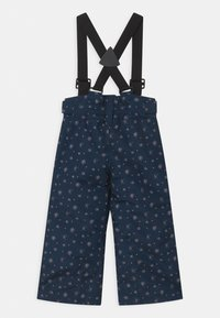 Ziener - AVATINE SLIM UNISEX - Snow pants - dark blue - 1