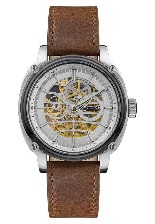 Chronograph watch - silber