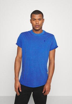 LASH - Jednoduché triko - blue