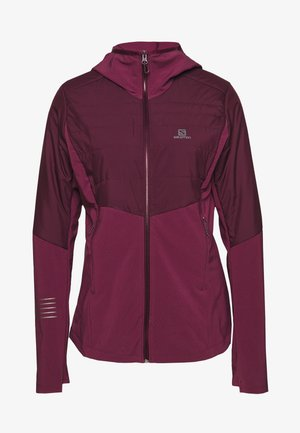 OUTSPEED INSULATED - Outdoorjacke - winetasting
