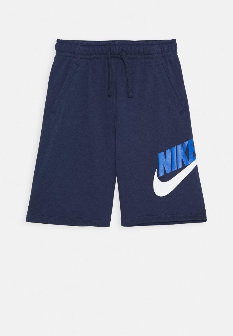 Nike Sportswear - CLUB - Kraťasy - pacific blue/green spark