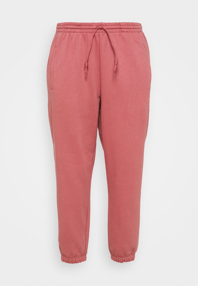 CUFFED PANT - Spodnie treningowe - tramar