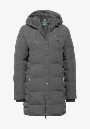 Winter coat - grau