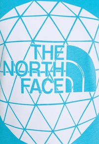 The North Face - GEODOME TEE - Print T-shirt - ethereal blue - 5