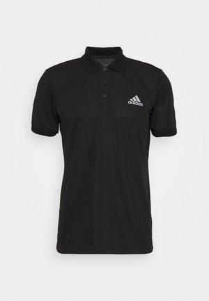 AEROREADY SPORTS TENNIS SHORT SLEEVE - Sportshirt - black