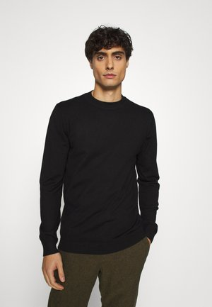 WILLI  - Jumper - black