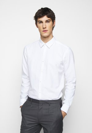 ERMO SLIM FIT - Skjorta - open white