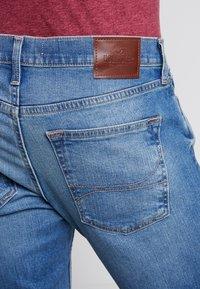 Hollister Co. - Slim fit jeans - bright medium - 5