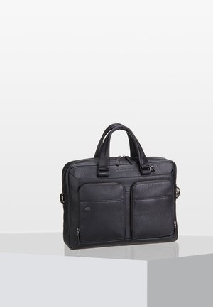 BLACK SQUARE - Briefcase - nero