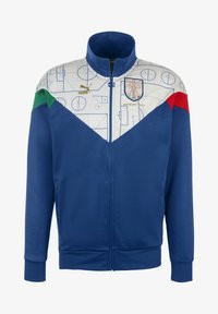 Puma - Sweater met rits - birch-limoges - 3