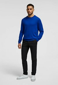 KARL LAGERFELD - Džemperis - blue - 1