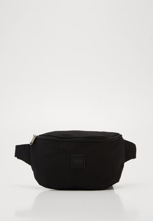 HIP BAG - Ledvinka - black