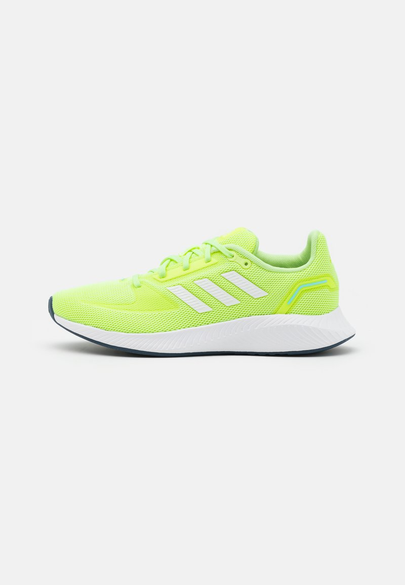 adidas Performance - RUN 2.0 - Zapatillas de running neutras - hi-res yellow/footwear white/hazy sky