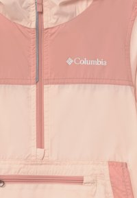 Columbia - BLOOMINGPORT UNISEX - Windbreaker - peach quartz/faux pink - 2