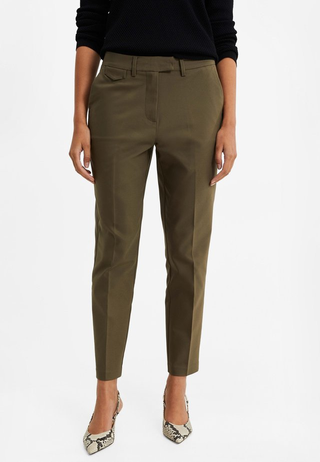 Chino - olive green