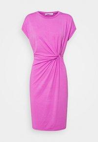 EDITED - FAITH DRESS - Jersey dress - bodacious pink - 0