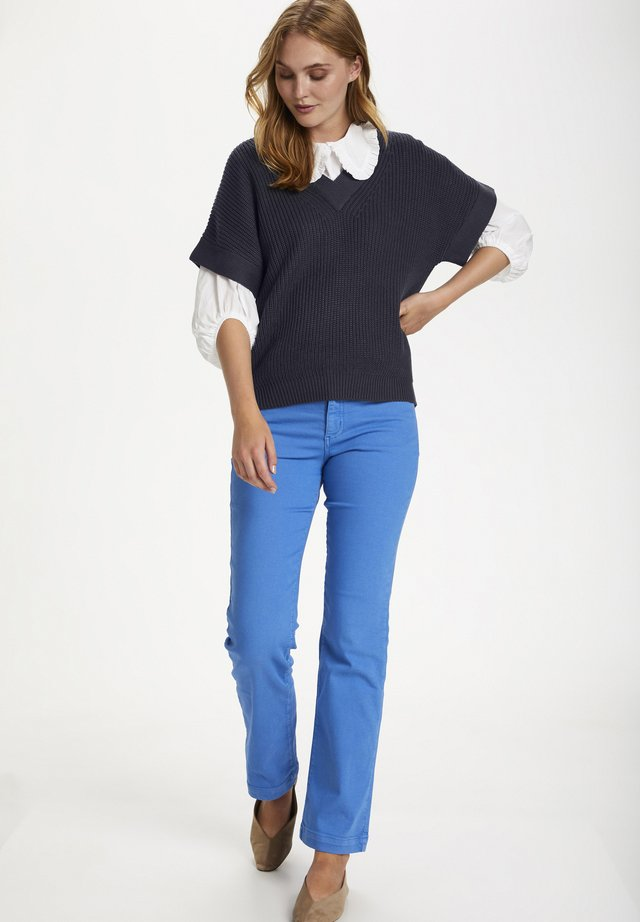 CAIASZ  - Sweter - ombre blue