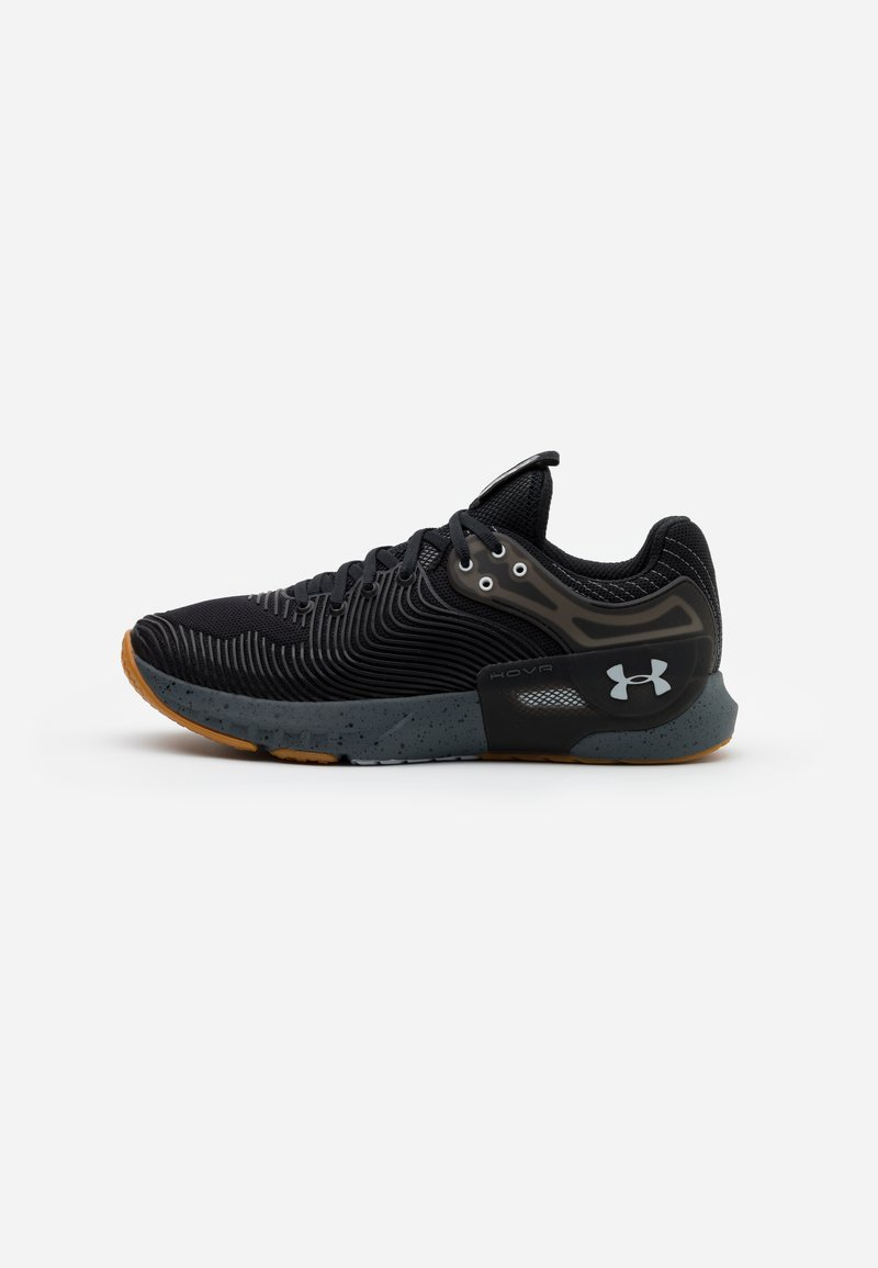 Under Armour - HOVR APEX 2 - Sports shoes - black