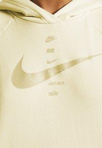 Nike Sportswear - HOODIE - Hoodie - fossil/stone - 6