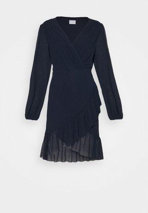 VIANDREA DRESS - Day dress - navy blazer