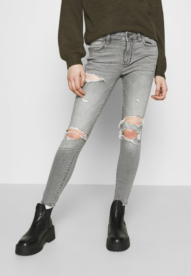 Slim fit jeans - glacier gray