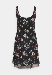 Even&Odd Tall - 2 PACK - Day dress - black/multi-coloured - 2