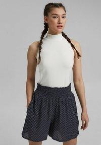 edc by Esprit - FASHION - Shorts - navy - 0