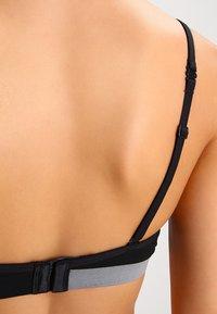 Calvin Klein Underwear - Sujetador sin tirantes/multiescote - black - 5