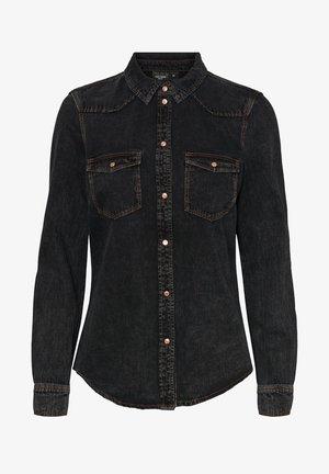 Camicia - medium grey denim