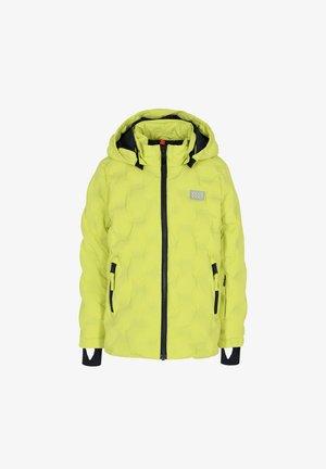 LEGO WEAR UNISEX KINDER - Winter jacket - yellow