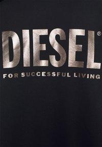 Diesel - BILLY LOGO - Zip-up hoodie - black - 2