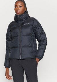 Columbia - PUFFECTJACKET - Winter jacket - black - 0