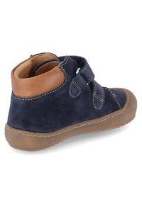 Richter - MAXI - Touch-strap shoes - blau - 4