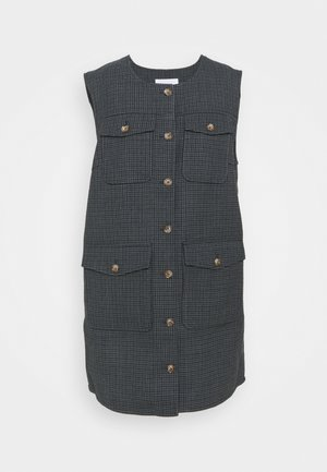 PETRINA - Day dress - dark grey