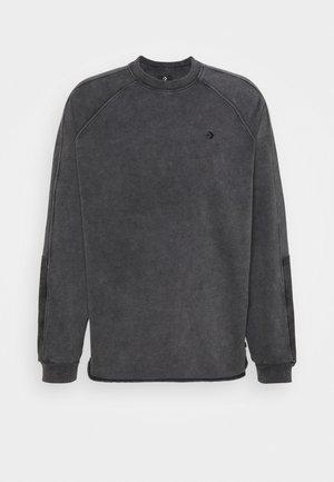 FASHION CREW - Sweatshirt - black