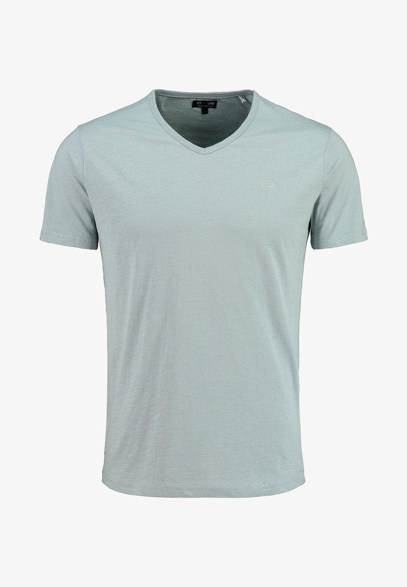 Key Largo - SUGAR  - Basic T-shirt - light grey