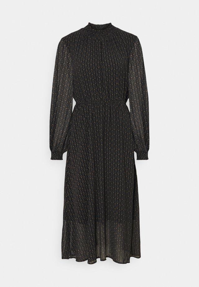 NUCASSIE DRESS - Hverdagskjoler - black