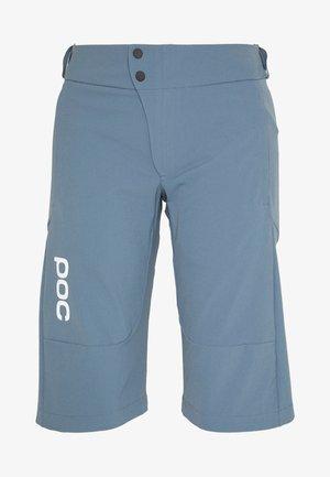 ESSENTIAL SHORTS - Pantalón corto de deporte - calcite blue