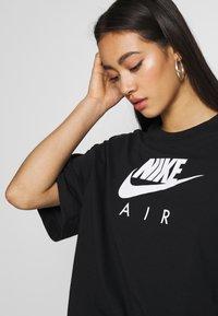 Nike Sportswear - AIR - T-Shirt print - black - 3