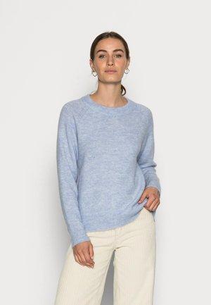 SLFLULU O NECK - Jumper - brunnera blue