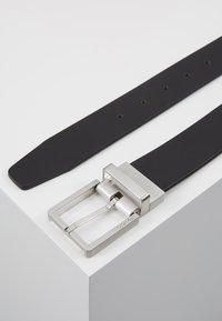 Calvin Klein - CASUAL BELT - Pásek - black - 2