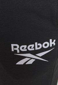 Reebok - JOGGER - Træningsbukser - black - 4