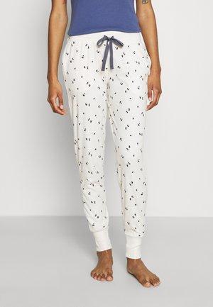 MIX & MATCH TROUSERS - Pyžamový spodní díl - skin