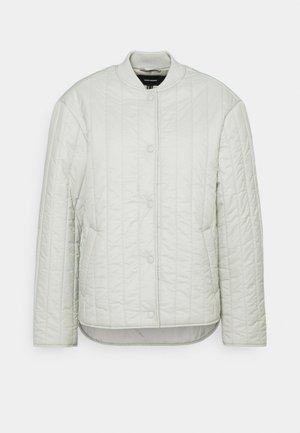 VMGIGI SHORT PADDED JACKET - Light jacket - mineral gray
