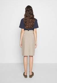 WEEKEND MaxMara - Pencil skirt - sand - 2