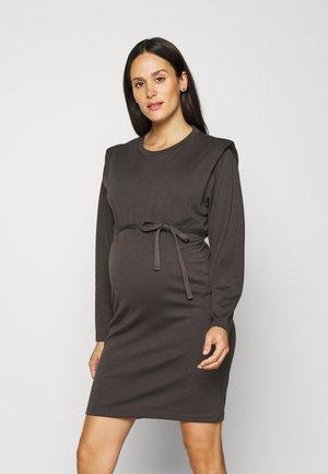 MLBELLANI DRESS - Jersey dress - beluga
