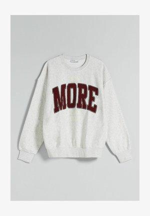 OVERSIZE - Sweatshirt - grey