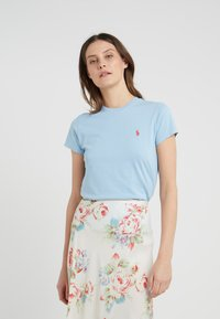 Polo Ralph Lauren - Basic T-shirt - powder blue - 0