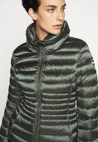 Colmar Originals - LADIES JACKET - Down jacket - matcha dark steel - 3